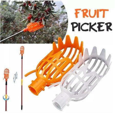 Уред за събиране бране на плодове Плодосъбирач ябълки праскови