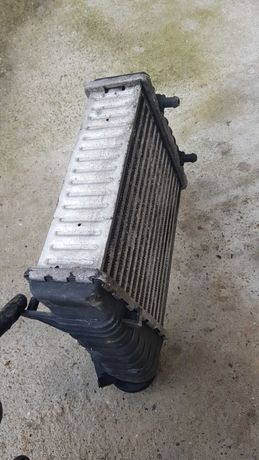 Vand radiator intercooler