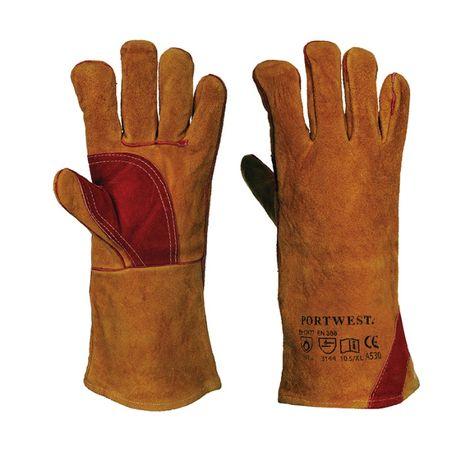Ръкавици за заварчици с KEVLAR – Port West