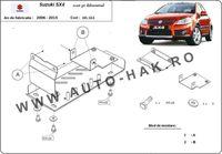 Scut metalic diferential Suzuki SX4 2006-2013
