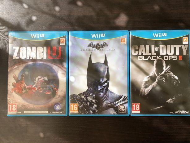 Jocuri Nintendo Wii U (Call Of Duty Black Ops 2/Batman Arkham Origins)