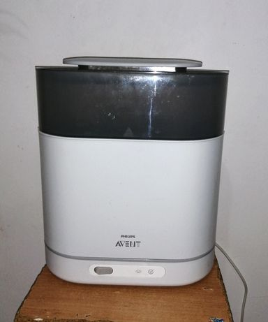 Philips Avent sterilizator pentru biberoane și tetine impecabil