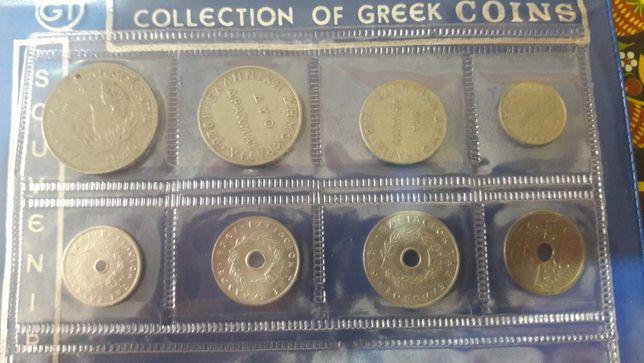 Colectie monede Grecesti