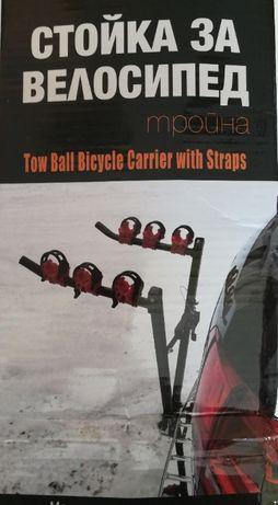Вело стойка багажник за велосипед колело