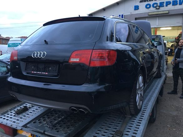 Audi S6 5.2 V10 435кс На Части Carbon ауди с6 гр. Пловдив - image 8