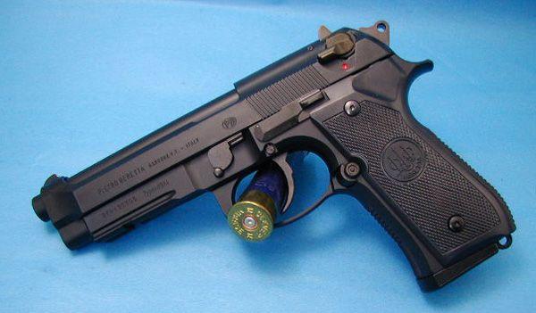 Pistol Airsoft Taurus/Beretta(Co2)*KIT MODIFICARE*Cu Aer Comprimat gaz