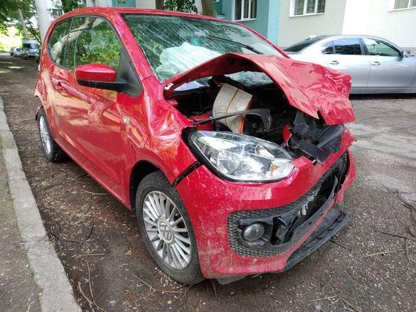 НА ЧАСТИ! VW Up 1.0 i 75 кс. CHY 1000 Фолксваген Ъп Спорт