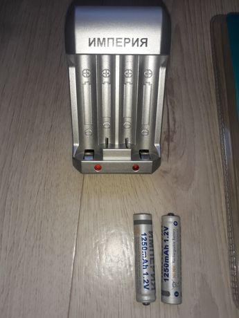 Зарядка для батарейки ( мизинец ) Pawer charger AA.AAA