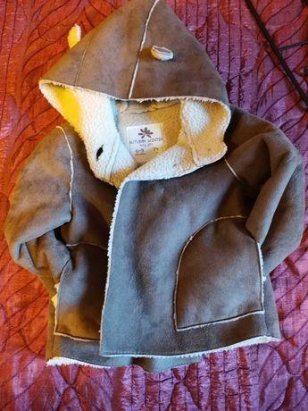 Бебешко палтенце