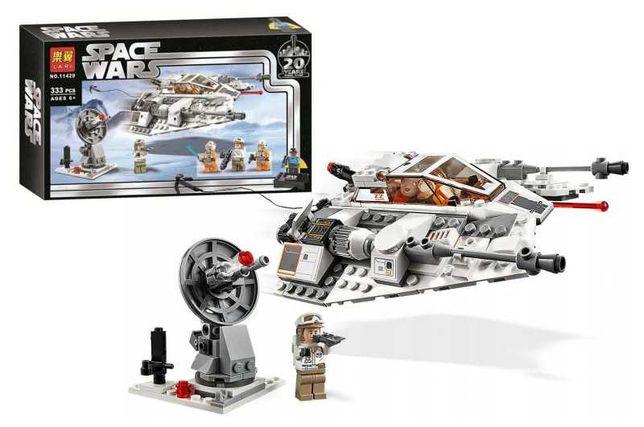 ЛЕГО Снежный спидер Lari 11429, Звездные войны, аналог Lego 75259