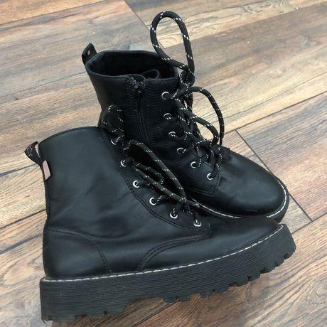 Ботинки для девочки (демисезон)