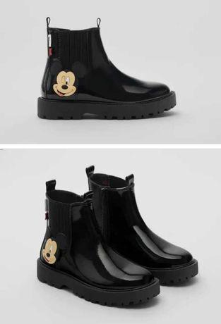 Обувь детская фирмы зара .