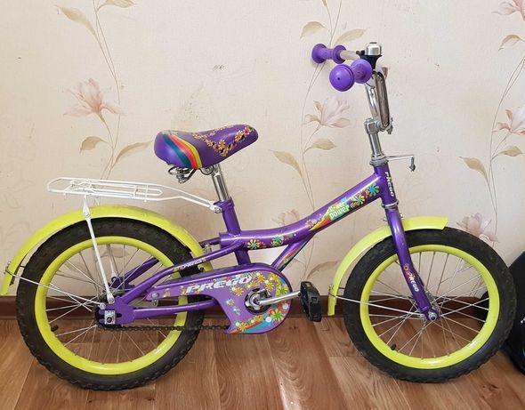 Продам детский велосипед для девочки