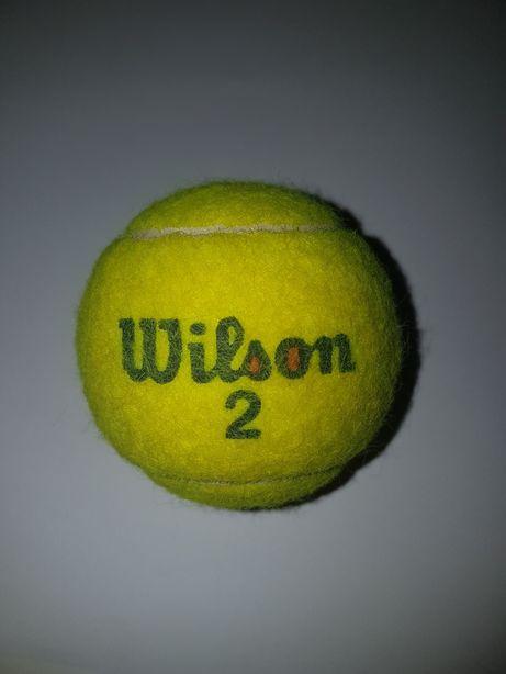 Două mingi de tenis wilson