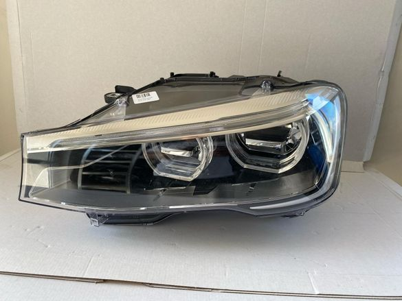 Ляв фар BMW X3 full Led lqv far