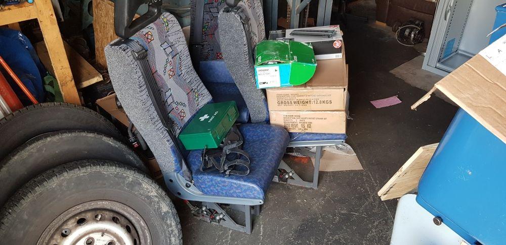 Scaune minibus mercedes Sucevita - imagine 1