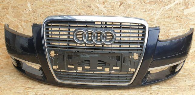 Bară față Audi A6, originală cu urme de uzură, fără cleme rupte