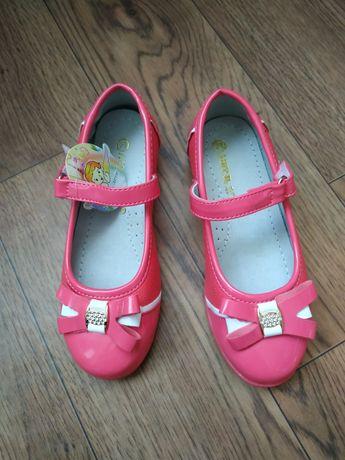 Туфли для девочки !