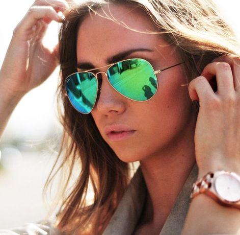 Ультрамодные очки RB Aviator
