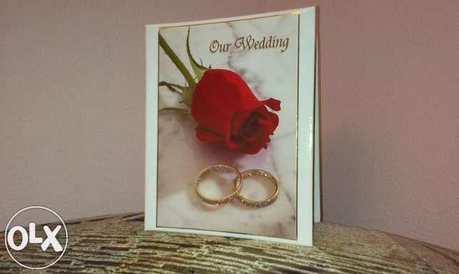 Продам красивый свадебный альбом