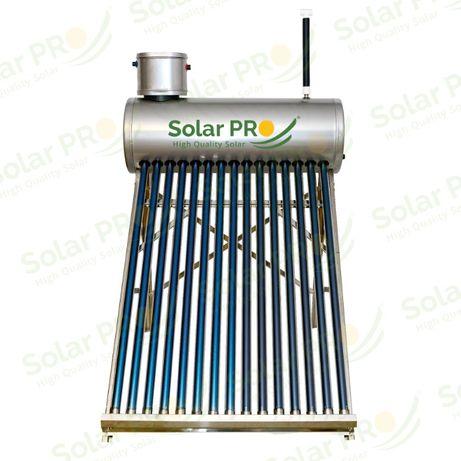 Panou Solar Apă Caldă INOX 320 litri Nepresurizat - Panouri Solare