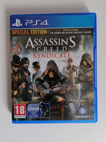 Assassin's Creed Syndicate игра за PS4