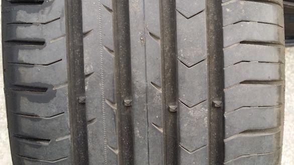 4 броя летни гуми CONTINENTAL PremiumContact 5 215/60 R16 99V+Бонус