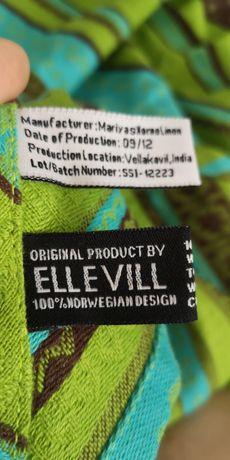 Продам слинг-шарф Ellevill Norvegian wrap design
