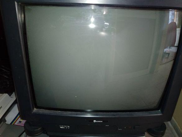 Продавам телевизор с кинескоп