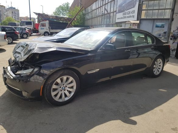 BMW 750 F01