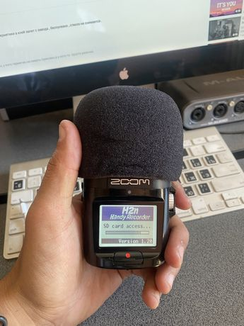 zoom h2n диктофон,микрофон,запись