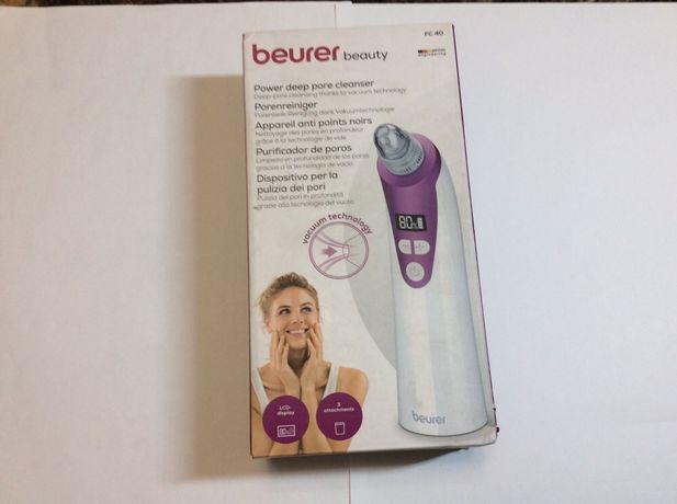 Aparat pentru curatarea porilor Beurer FC40