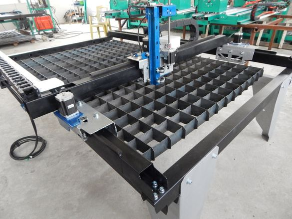 CNC Plasma 1600/3100, ЦНЦ ЦПУ машини от производител плазмено рязане