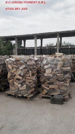 Vand lemne de foc / brichete de rumegus