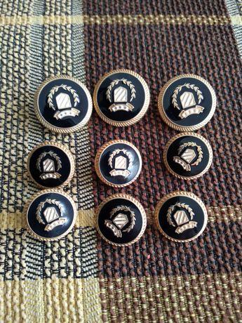 Стари бронзови копчета