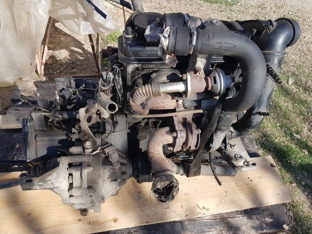 Piese motor vw passat 95 -1.9cc