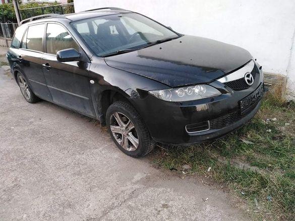 Mazda 6 Facelift 2.0 136hp /Мазда 6 фейслифт 2.0 136к.с  на части