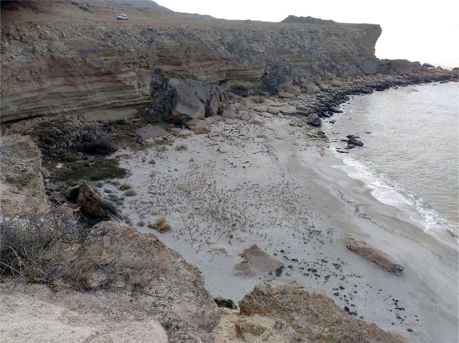 Продам участок на берегу Каспийского моря Актау - изображение 1
