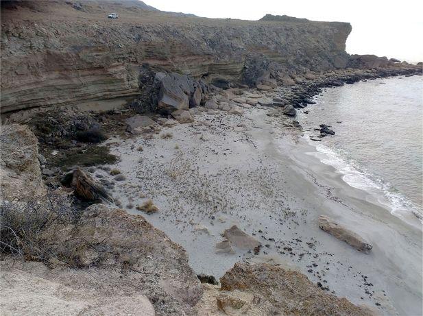 Продам участок на берегу Каспийского моря