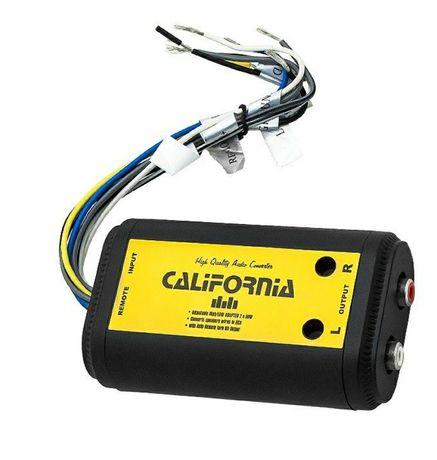 Adaptor convertor filtru HI LOW remote nivel semnal iesire difuzoare