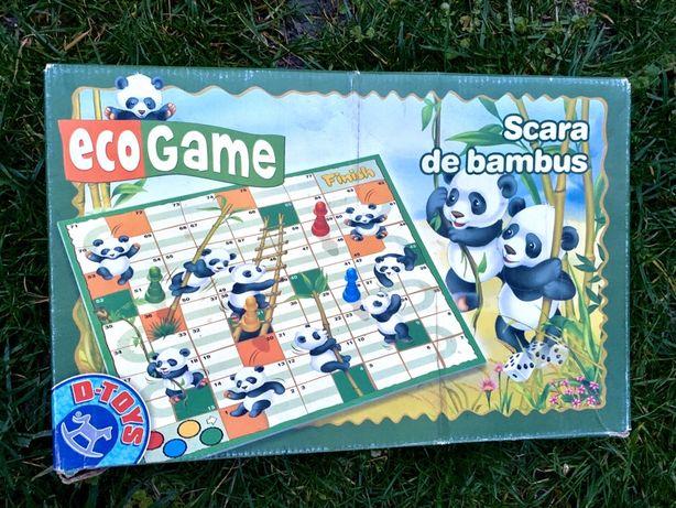 Joc sus-jos, eco-game Panda, D-Toys