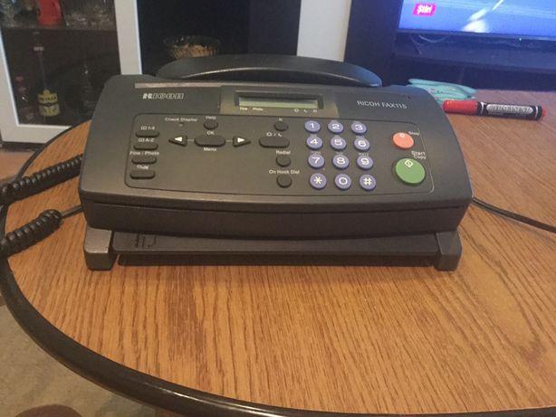 Telefon cu fax și copiator Ricoh