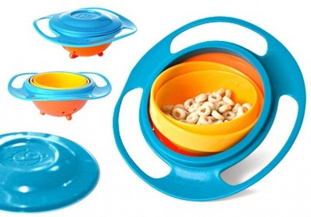 Посуда непроливайка
