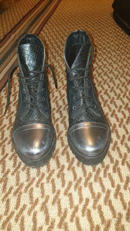 Зимни детски обувки Мат Стар