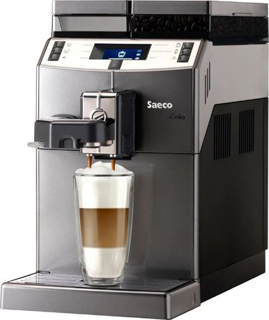 Saeco Lirika One Touch Cappuccino, новая, гарантия