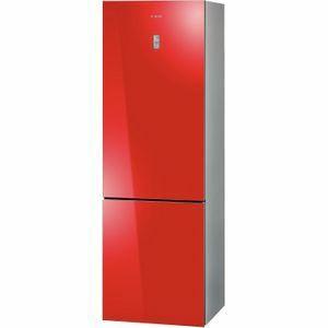 Combina frigorifica ColorGlass No Frost Bosch KGN36S55,capacitate 289
