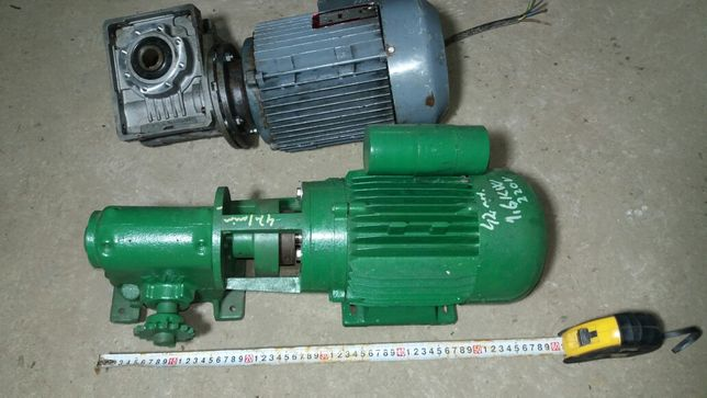 Motor cu reductor 2.2kw si 1.6kw 40rpm si 14rpm