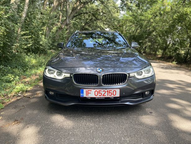 Vand BMW 320d 163CP Automat