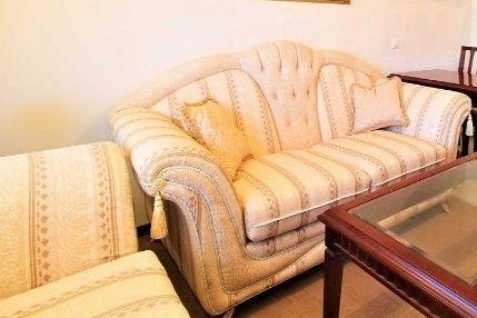 Диван и фотьойл кресло