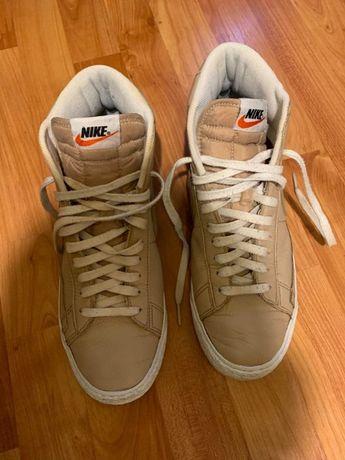 Adidasi Nike blazer leather
